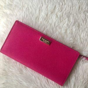 Kate Spade New York Laurel Way Leather Wallet